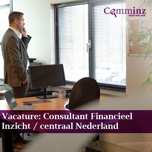 Consultant Financieel Inzicht